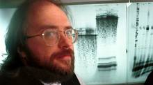 Dr. Robert Hegele is shown in this 1998 photo. (Tibor Kolley/The Globe and Mail)