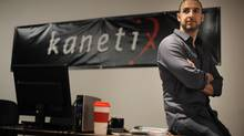 Daniel Shain is product manager of Kanetix, Ltd. (Fred Lum/The Globe and Mail)