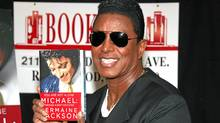 Jermaine Jackson promotes his book September 17, 2011 in Ridgewood, New Jersey. (Paul Zimmerman/Paul Zimmerman / Getty Images)