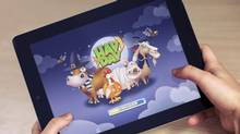 Children in the study started playing games when it was time to leave their parents for anesthesia. (Getty Images)
