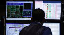 The stock market's recent upswing has been credited at least in part to the improved economic sentiment in the United States. (Seth Wenig/Associated Press/Seth Wenig/Associated Press)