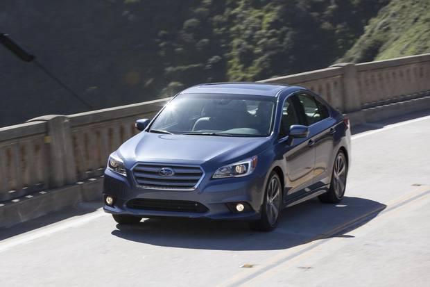 2015 Subaru Legacy.