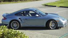 2011 Porsche 911 Turbo S Coupe. (Ted Laturnus for The Globe and Mail)