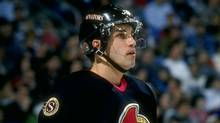 The Ottawa Senators played a large role in escalating salaries when they signed rookie Alexander Daigle to a $2.5-million-a-year contract in 1993. (RICK STEWART)