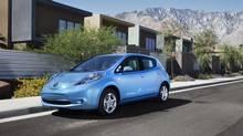 2012 Nissan Leaf (Nissan)