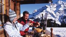 Recipes will vary, but the most important ingredient for a good fondue is who you share it with. (Switzerland Tourism)