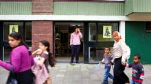 A studio in Amsterdam's Slotervaart neighbourhood (Isabel Nabuurs/Isabel Nabuurs)