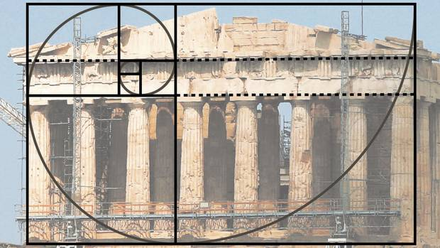 In Search Of The Golden Ratio In Architecture