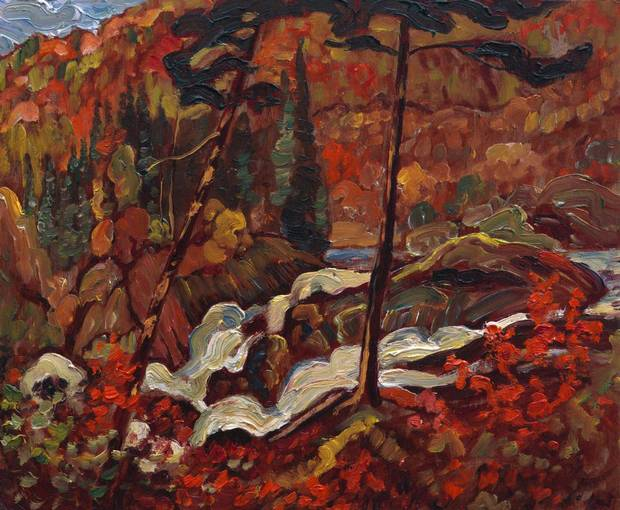 Wild River, 1919