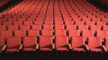 Yes, North American movie theatre attendance slipped 3.9 per cent last year, but you could blame that just as easily on the movies (Larry Crowne, anyone?) as on pirates. (iStockphoto)
