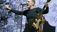 Bryan Adams's impending concert in Zimbabwe has been likened to Mariah Carey's performance for Angola's authoritarian leader. (Jeff Vinnick For The Globe and Mail)