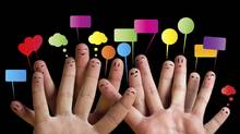 Happy group of finger smileys 2 (ra2studio/Getty Images/iStockphoto)