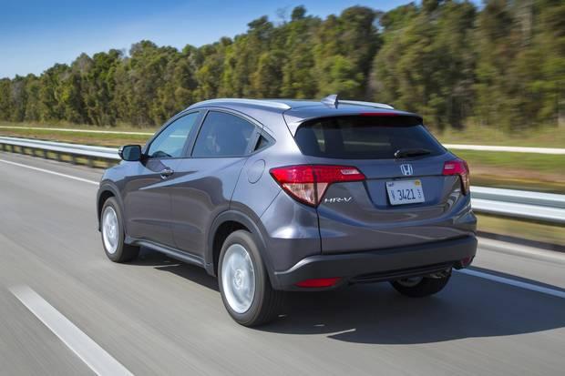 Mazda Cx 3 Vs Honda Hrv >> Faceoff: Honda HR-V EX-L Navi vs. Mazda CX-3 GT - The ...