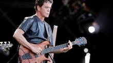 REUTERS (Singer Lou Reed performs during the Isle of Wight Festival at Seaclose Park in Newport on the Isle of Wight June 11, 2006. Reed died on Oct. 27, 2013.)