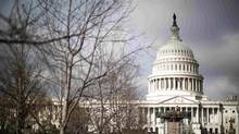 The U.S. Capitol Building is pictured in Washington on Feb. 27, 2013. (Jason Reed/Reuters)