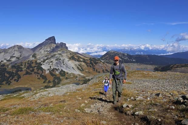 B.C.'s Panorama Ridge