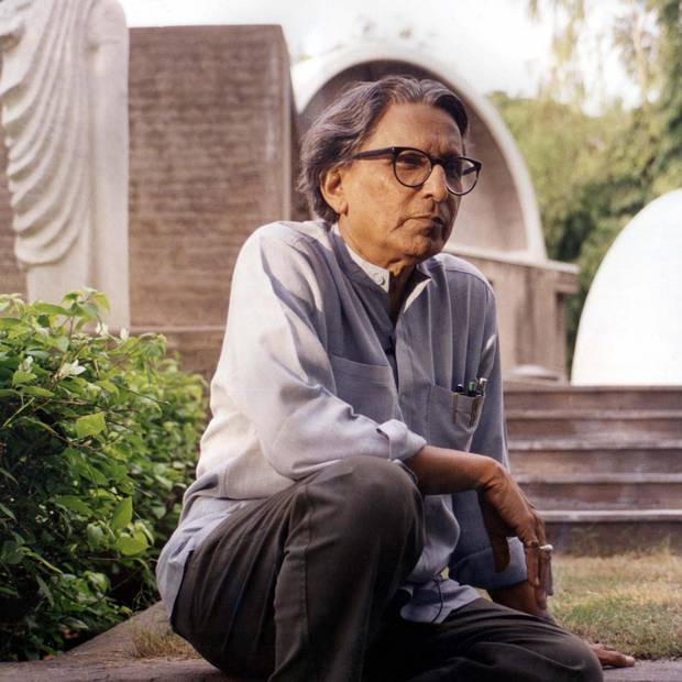 Pritzker Prize 2018 Laureate Balkrishna Doshi India