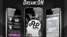 Developed by British psychologist Richard Wiseman, a professor at the University of Hertfordshire in England, the Dream:ON app plays a soundscape to evoke the sensation of being in a particular environment during the stage of sleep when dreams occur. (www.dreamonapp.com)