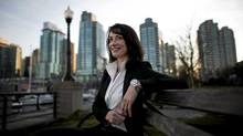 HSBC Bank Canada executive Karen Adams has travelled the world for the bank. She advises young workers to embrace the 'big wide world out there.' (Rafel Gerszak For The Globe and Mail/Rafel Gerszak For The Globe and Mail)