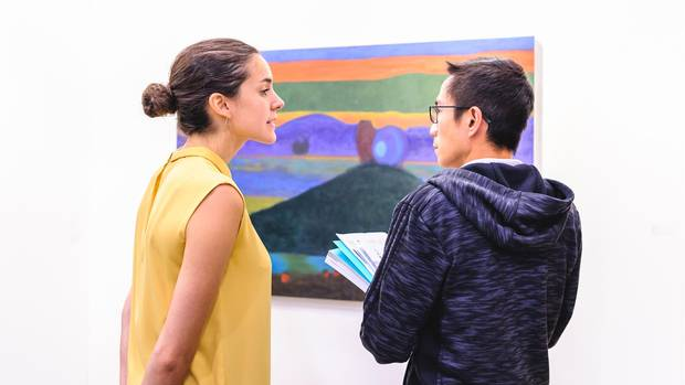 Art sales are expected to be buoyant. In each of the previous two years, the value was around $19-million.