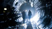 Underground tunnels at Cameco's Cigar Lake mine in Saskatchewan. (Handout)