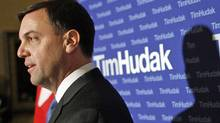 Ontario Progressive Conservative Leader Tim Hudak. (Fernando Morales/The Globe and Mail/Fernando Morales/The Globe and Mail)