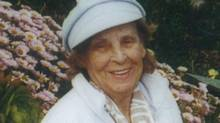 Isabel Frances Leith Macdonald died in Toronto of pneumonia. She was 96.