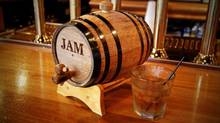 This two-litre American-white-oak barrel by Bluegrass Barrels costs $47 (U.S.) plus shipping through www.amazon.com.