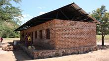 A school in the Tanzanian village of Azimio Mswiswi. (Jane Switzer/Jane Switzer)