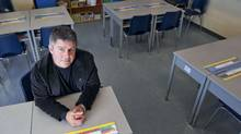 Mike Parr, assistant professor education and schooling and special education at Nipissing University. (James Forsyth for The Globe and Mail)