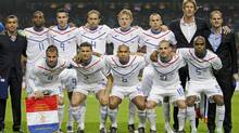 The Nov. 11, 2011 file photo shows the Dutch team. (Associated Press)