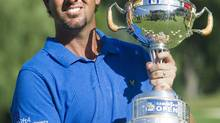 RBC Canadian Open champion Scott Piercy