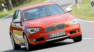 The 2012 1-Series is the remake of the little Bimmer line launched in 2004.