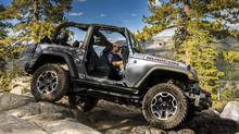 2014 Jeep Wrangler Rubicon (Chrysler)