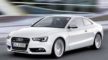 2013 Audi A5: Each of the four TDI diesel and three TFSI gasoline units in the new engine lineup include forced induction and direct fuel injection. (Audi)