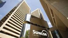 Suncor's head office in Calgary. (TODD KOROL)