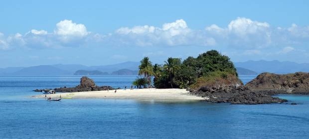 The cruises began on the northwest coast of Costa Rica and ended a week later on the Caribbean coast of Panama.