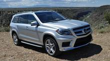 2013 Mercedes-Benz GL-Class (Michael Bettencourt for The Globe and Mail)