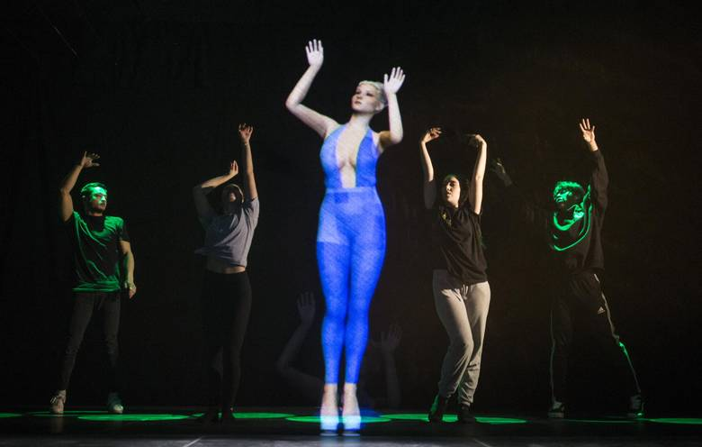On the surface, a virtual pop star may seem tame compared to the recent holographic resurrections of legendary artists such as Tupac or Bob Marley. What sets Kodes apart is that she's being performed and rendered in real time.