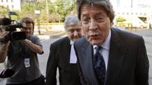 Garth Drabinsky arrives at a Toronto court in 2009. His application for full parole was delayed after the Parole Board of Canada ordered a new hearing in his case. (MARK BLINCH/REUTERS)