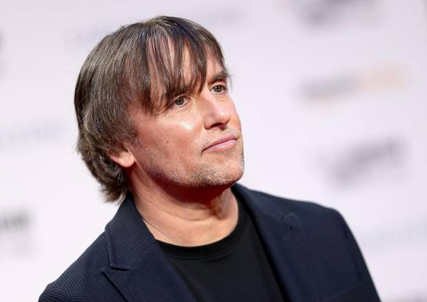 Richard Linklater attends the international premiere of Last Flag Flying during the 61st BFI London Film Festival on October 8, 2017 in London, England.