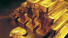 Shares of gold miners have stayed flat even as the price of the metal has soared. (Associated Press/Associated Press)