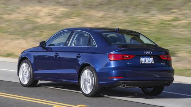 2015 Audi A3 (Audi)