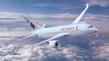 Air Canada's expansion plans will be poised for takeoff once the new planes arrive, a report contends. (Air Canada/Air Canada)