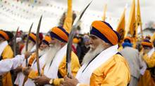 Councillor Tim Stephenson says he expects a unanimous vote to bring more city money to events like the Vaisakhi parade. (JOHN LEHMANN/The Globe and Mail)