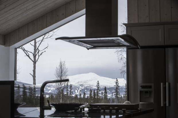 'The pop-up Get Away Lodge in northern Sweden was a joint venture between Volvo and Tablet, a booking engine for 'experiential hotels' based in New York.