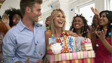 Happy People at a Birthday Party (Thinkstock)