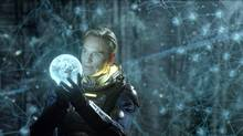 "Michael Fassbender in a scene from ""Prometheus."" (AP)"