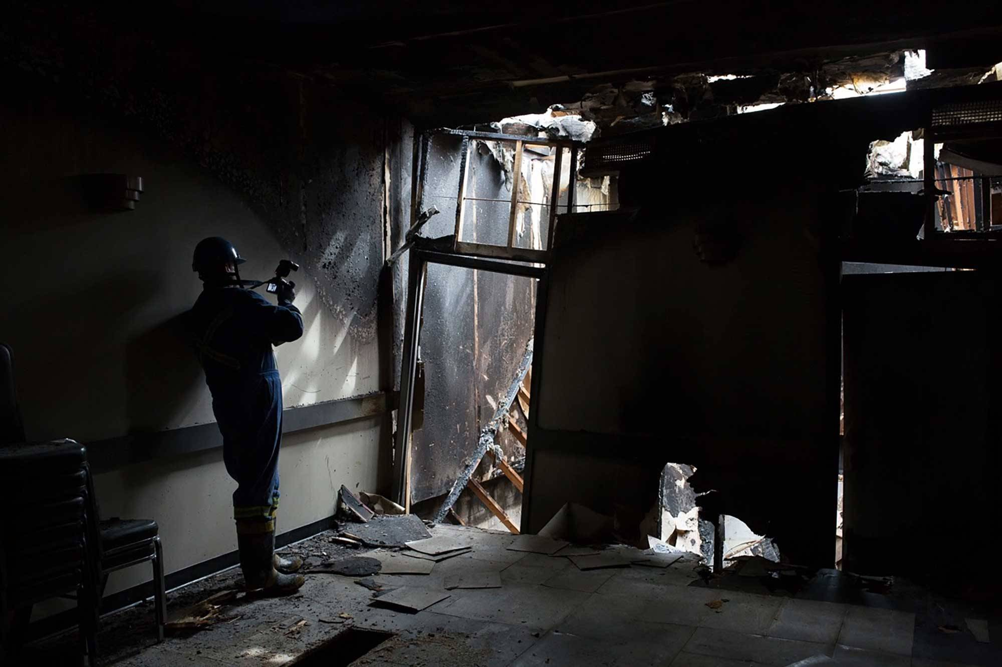 After The Flames How A Fire Started And Who Pays For Damage Wiring Summer House Ken Swan Goes Where Blazes Are His Itinerary Took Him All Over Northwestern Ontario Manitoba Including An Investigation At Burned Sports