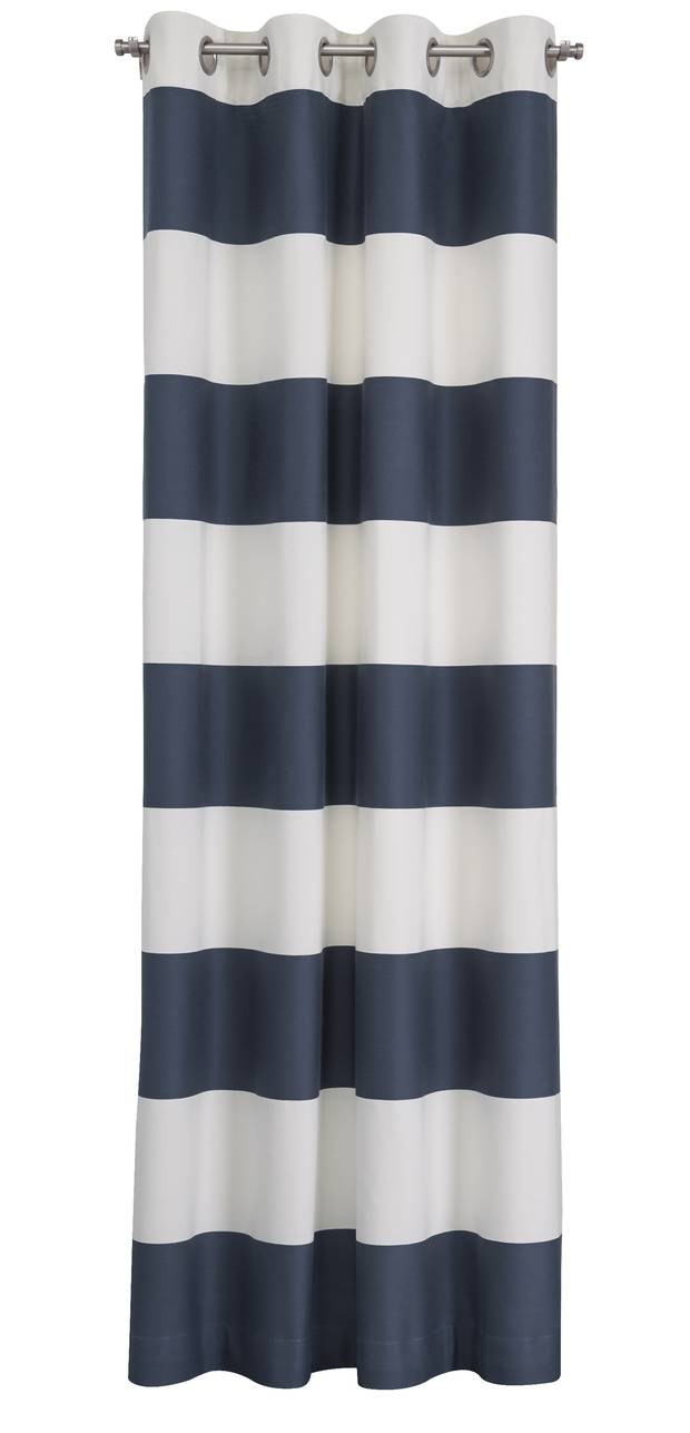 Alston striped curtains, $129.95 to 139.95 at Crate & Barrel (www.crateandbarrel.com)